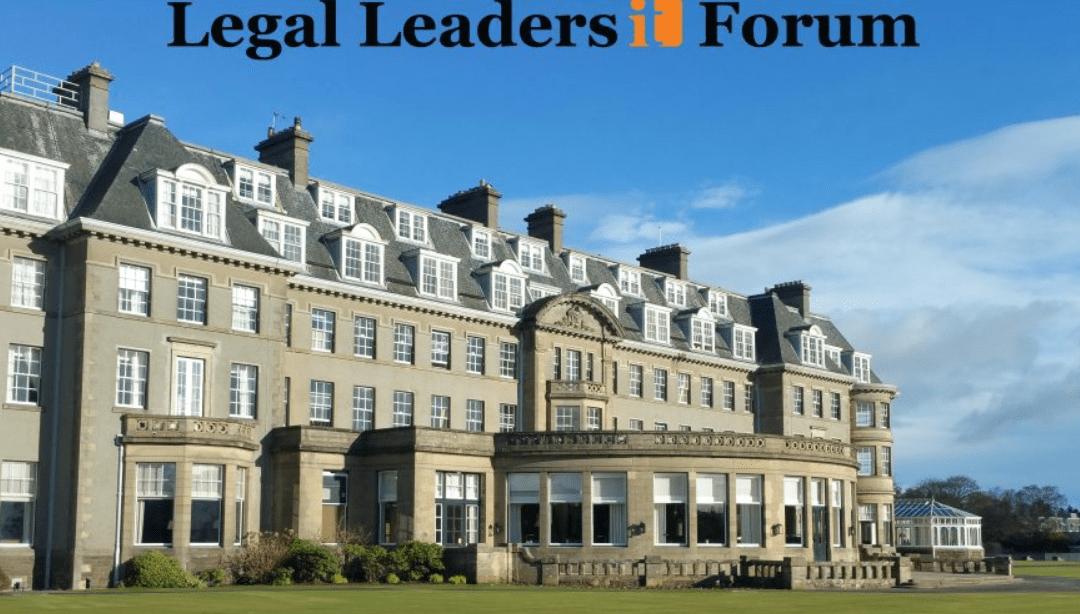 The Legal Leaders IT Forum – GlenLegal 2019