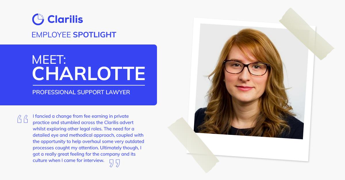 Employee Spotlight - Charlotte - PSL