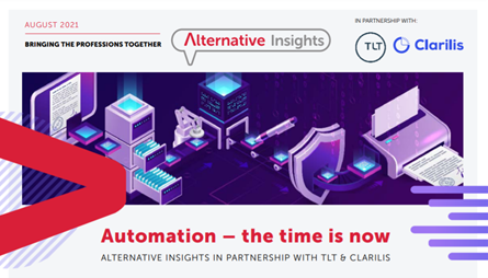 Industry Insights: Automation - the time is now