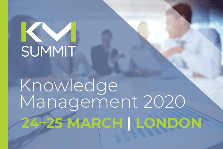 Clarilis is headline sponsor at the KM Summit 2020