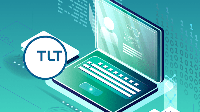 Clarilis partners with TLT LLP to provide end-to-end document automation